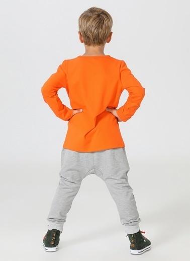 Lupiakids Şimşek Harem Fit Pantolon+T-shirt Renkli